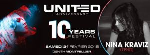 UNITED 10 YEARS FESTIVAL