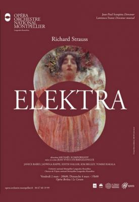 Opéra Orchestre national Montpellier   :  ELEKTRA