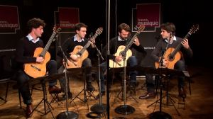 Festival  Radio France  Occitanie Montpellier 2017 : Quatuor Eclisses