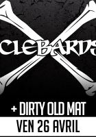 Secret Place : LES CLEBARDS + DIRTY OLD MAT