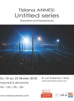 Tiziana Annesi : Untitled series - exposition photographique